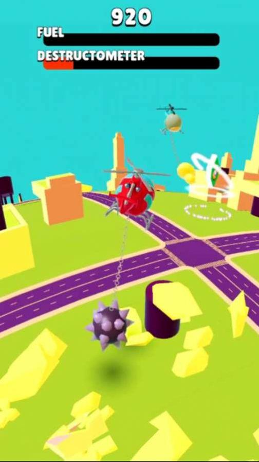 恶魔直升机游戏安卓官方版图片1