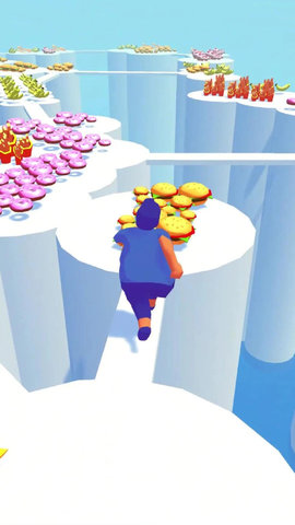 抖音胖子跑步游戏安卓最新版图3: