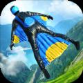 定点跳伞翼装飞行安卓游戏中文版(Base Jump Wing Suit Flying) v0.7