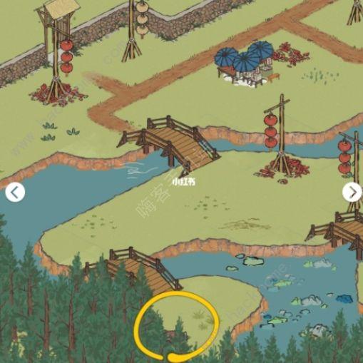 江南百景图应天府限时宝箱钥匙在哪 应天府限时探索宝箱获取攻略[多图]图片5