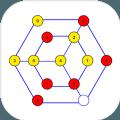 六边形蜂巢回路游戏安卓版 v1.0