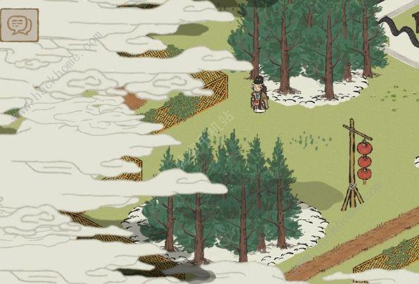 江南百景图张先生在哪 去西边寻找张先生方法攻略[多图]图片2