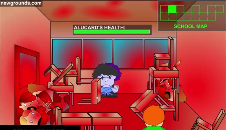 Pico's School Love Conquers All中文版游戏图2: