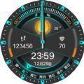 华为手表太空人表盘免费壁纸卡西欧高清版下载 v9.1.0