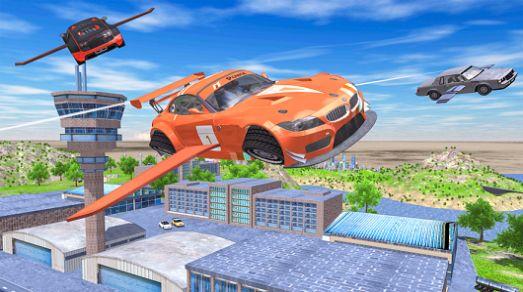 飞行车极端模拟器游戏IOS最新版图片1
