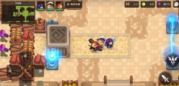 坎特伯雷公主与骑士唤醒冠军之剑的奇幻冒险2-1怎么过 2-1支线通关攻略[多图]图片2