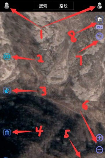 奥维互动地图卫星高清怎么使用 奥维互动地图卫星高清下载安装教程[多图]