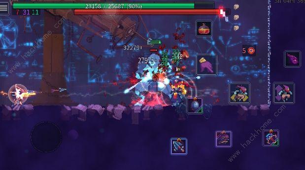 重生细胞紫流变异选哪个 紫流武器选择及近战回血技巧[多图]图片2