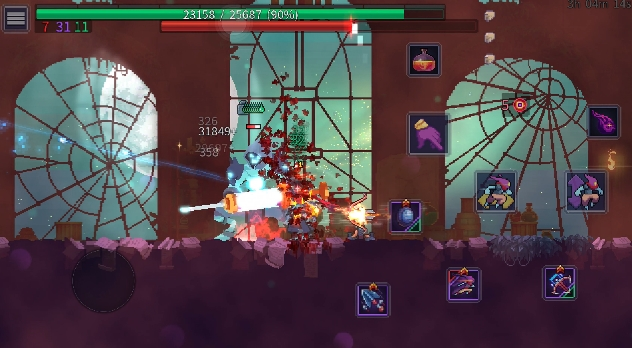 重生细胞紫流变异选哪个 紫流武器选择及近战回血技巧[多图]