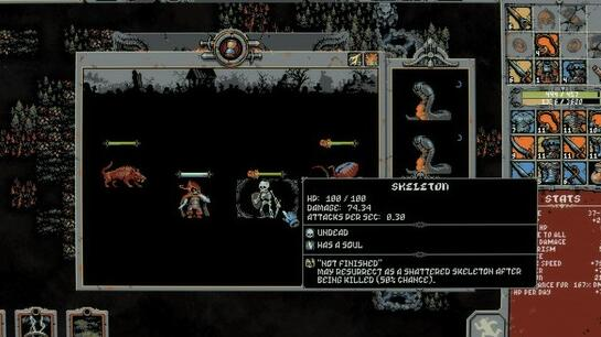 循环英雄最终boss攻略 最终BOSS通关攻略[多图]