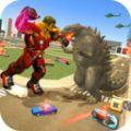 哥斯拉城市英雄游戏中文安卓版 v1.0
