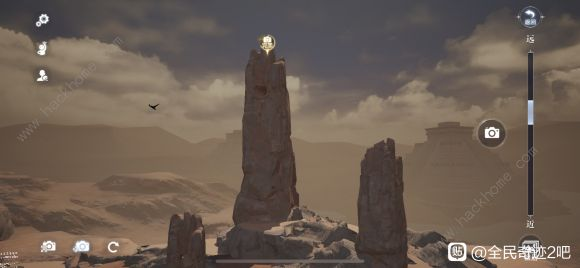 全民奇迹2创世录埋骨沙漠跑点大全 埋骨沙漠探索坐标是多少[多图]图片5