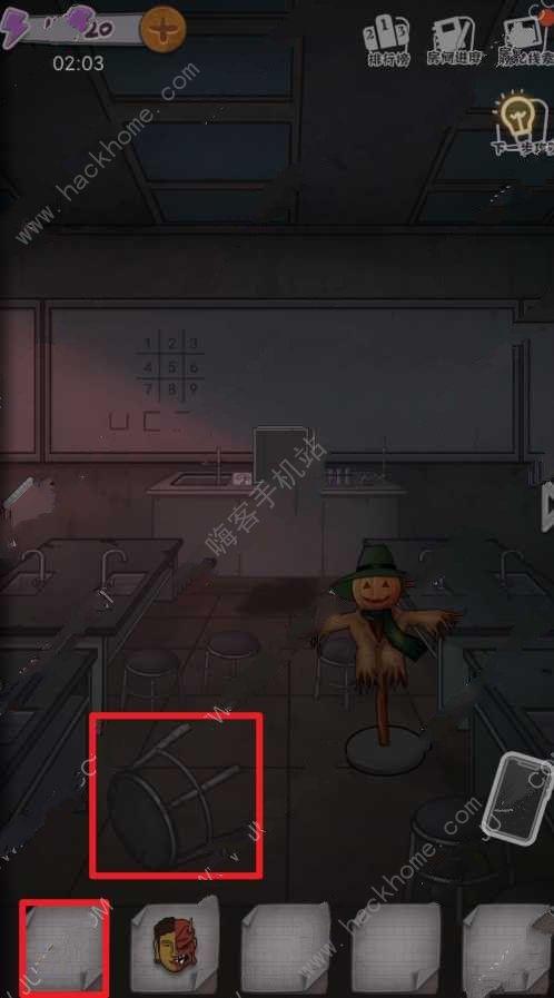 校诡实录地下室攻略 第二章地下室密码是多少[多图]图片1