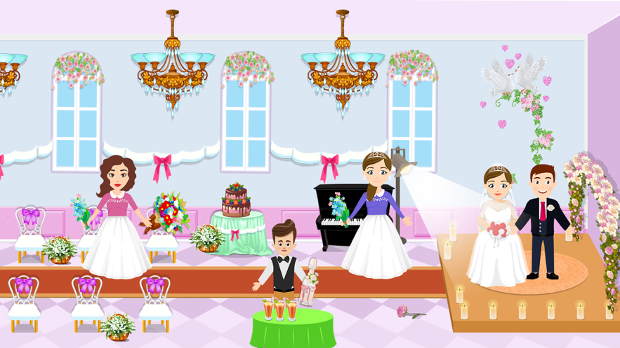 婚礼策划师的生活故事游戏安卓版图1: