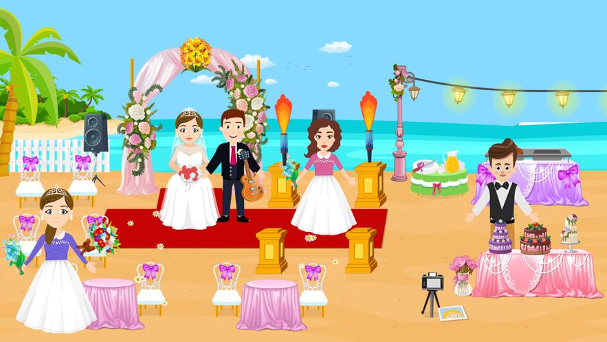 婚礼策划师的生活故事游戏安卓版图2: