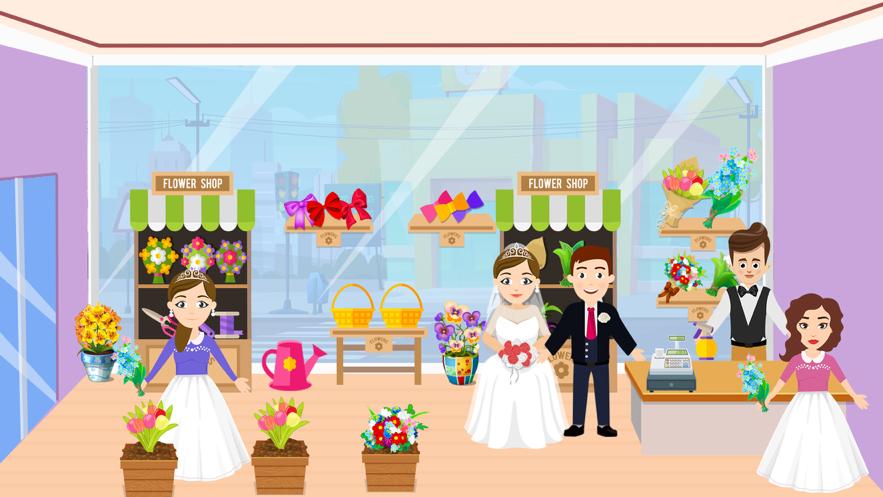 婚礼策划师的生活故事游戏安卓版图3: