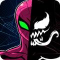 黄蜘蛛英雄vs毒液无限金币内购破解版 v1.0