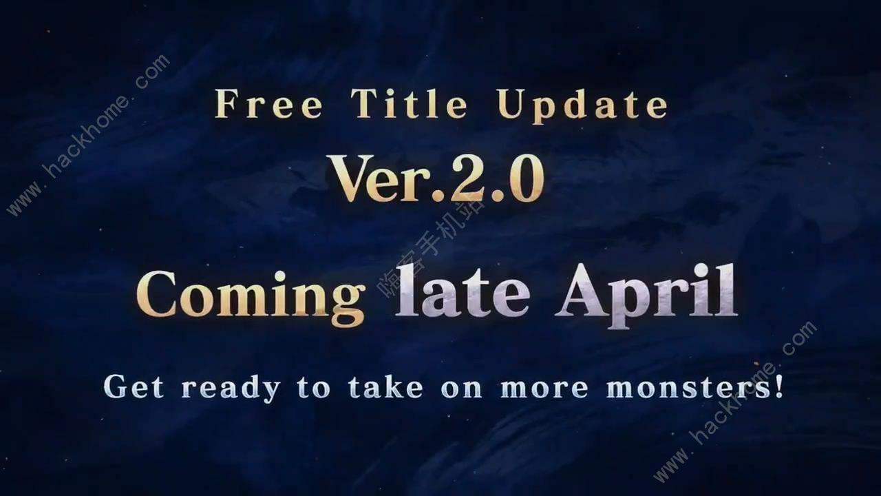 霸主雄火龙登场!《怪物猎人:崛起》2.0大更新来袭[多图]图片2