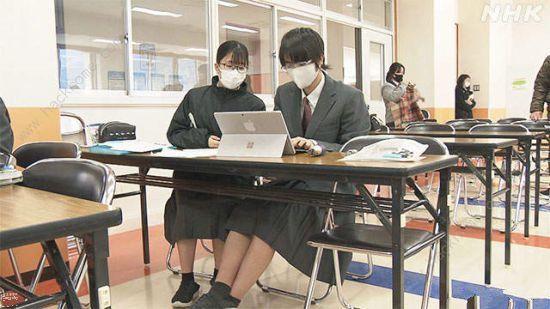 猛男变软妹 微博日本男生可以穿裙子校服咯[多图]图片5