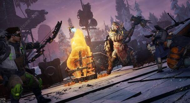免费生存射击游戏《拾荒者》4月28日将登陆Steam[多图]图片1