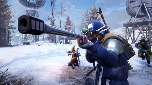 免费生存射击游戏《拾荒者》4月28日将登陆Steam[多图]