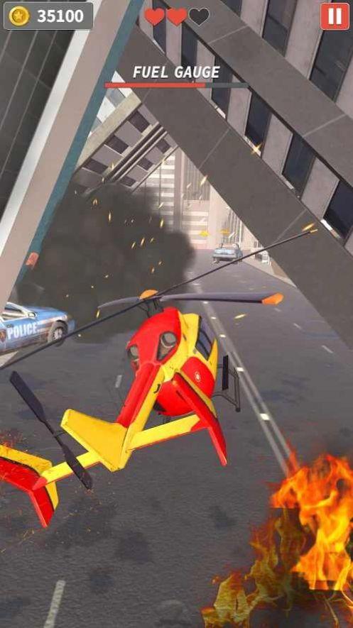 直升机逃生游戏无限金币破解版图1: