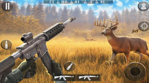 野生猎人经典版中文破解版图3: