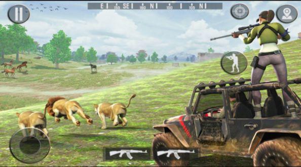 野生猎人经典版中文破解版图片1