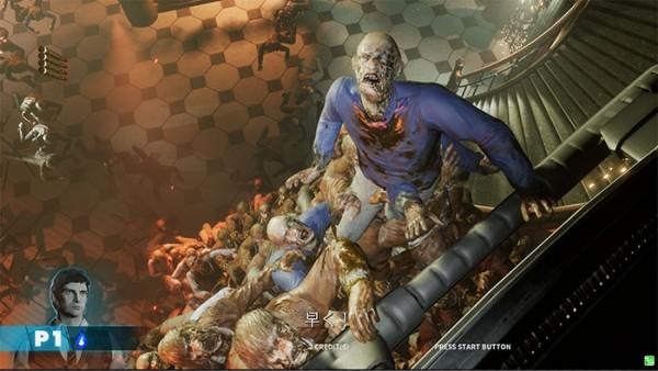 死亡之屋6猩红黎明PC双人通关版图片1