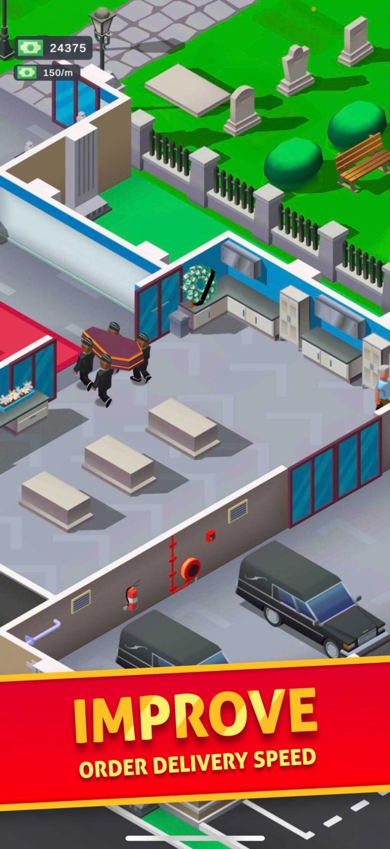 墓地公司游戏安卓版图3: