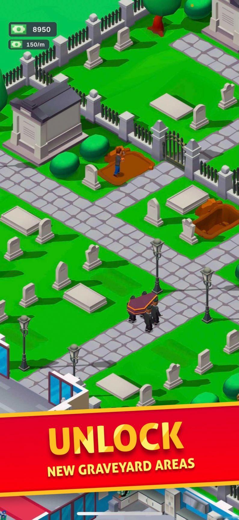 墓地公司游戏安卓版图片1