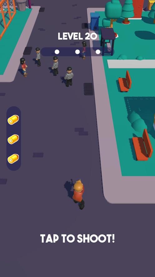 Bullet Bender 3D游戏官方版图1: