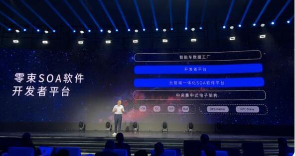 上汽零束SOA软件开发平台正式发布:开启智能汽车新时代[多图]