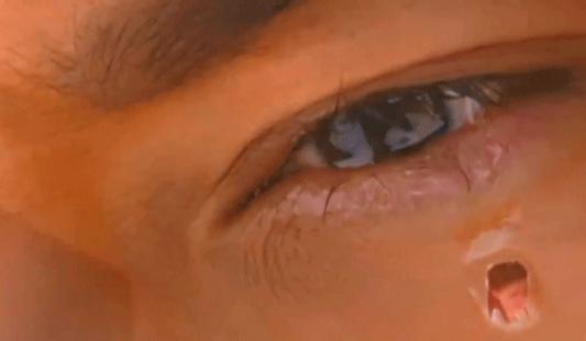 微博06版神雕黄晓明眼泪里有刘亦菲 果然神仙姐姐人人爱[多图]