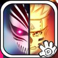 死神vs火影遊戲下載(全人物)手機版雨兮蘋果版 v3.1