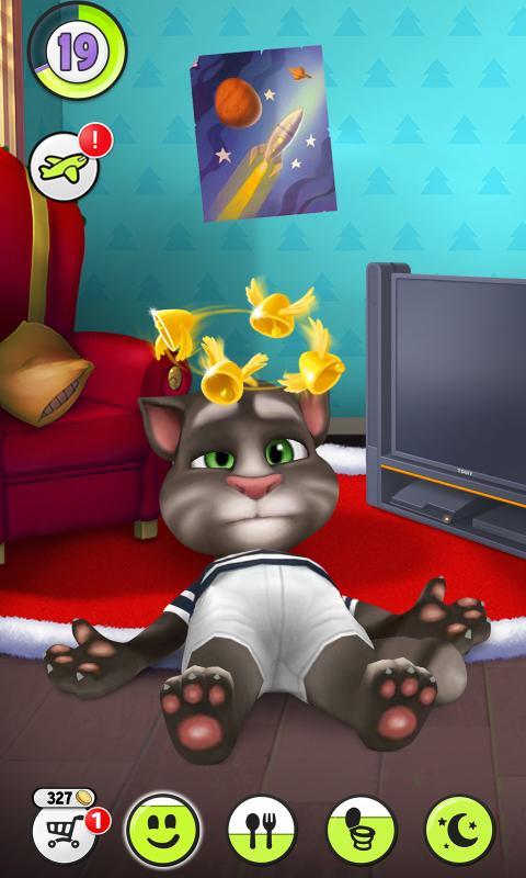 我的汤姆猫南瓜头版本官网最新版图片1
