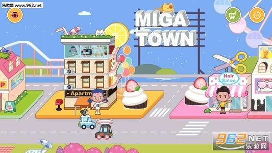 我的小镇所有版本最新游戏