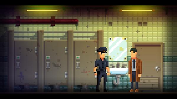Darkside Detective游戏汉化版图1: