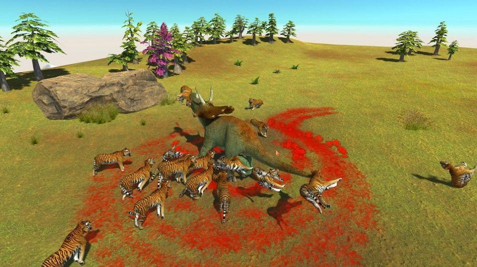 动物战斗模拟器游戏官方正版手机版下载图2: