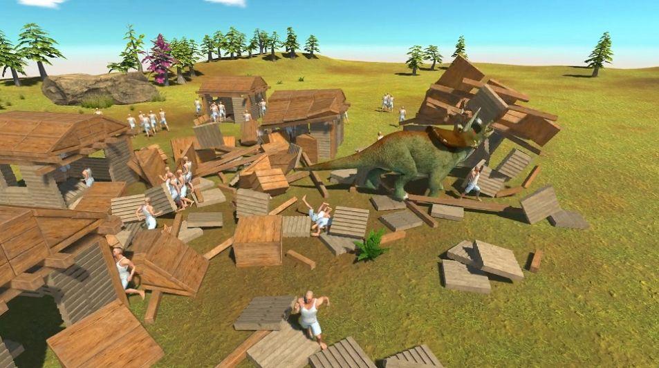 动物战斗模拟器游戏官方正版手机版下载图3: