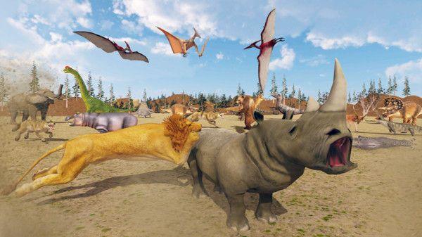 动物世界大战游戏手机版下载图2: