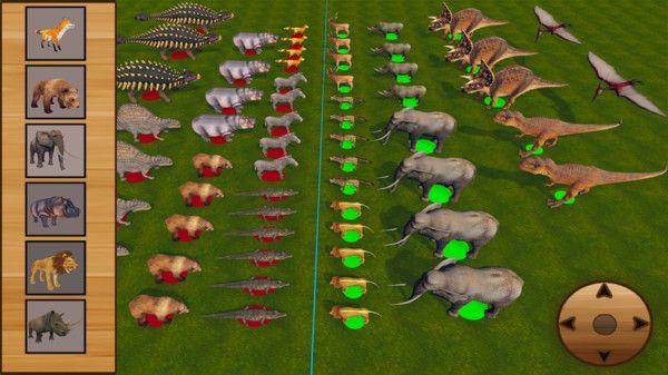 动物世界大战游戏手机版下载图3: