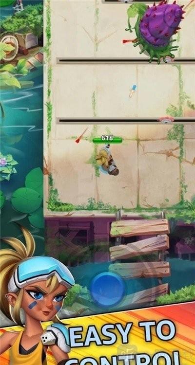 风暴奔跑者游戏IOS版下载图1: