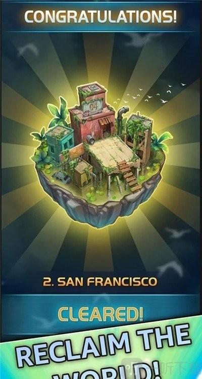 风暴奔跑者游戏IOS版下载图3: