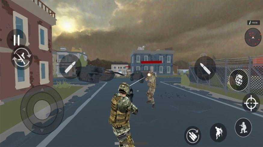 现代战争皇家战役游戏最新IOS版图2: