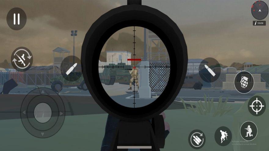 现代战争皇家战役游戏最新IOS版图片1