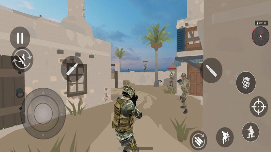 现代战争皇家战役游戏最新IOS版图片2