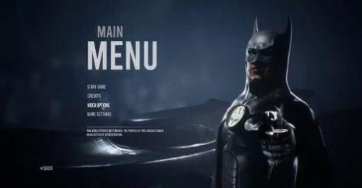 蝙蝠侠1989游戏官方中文版图1: