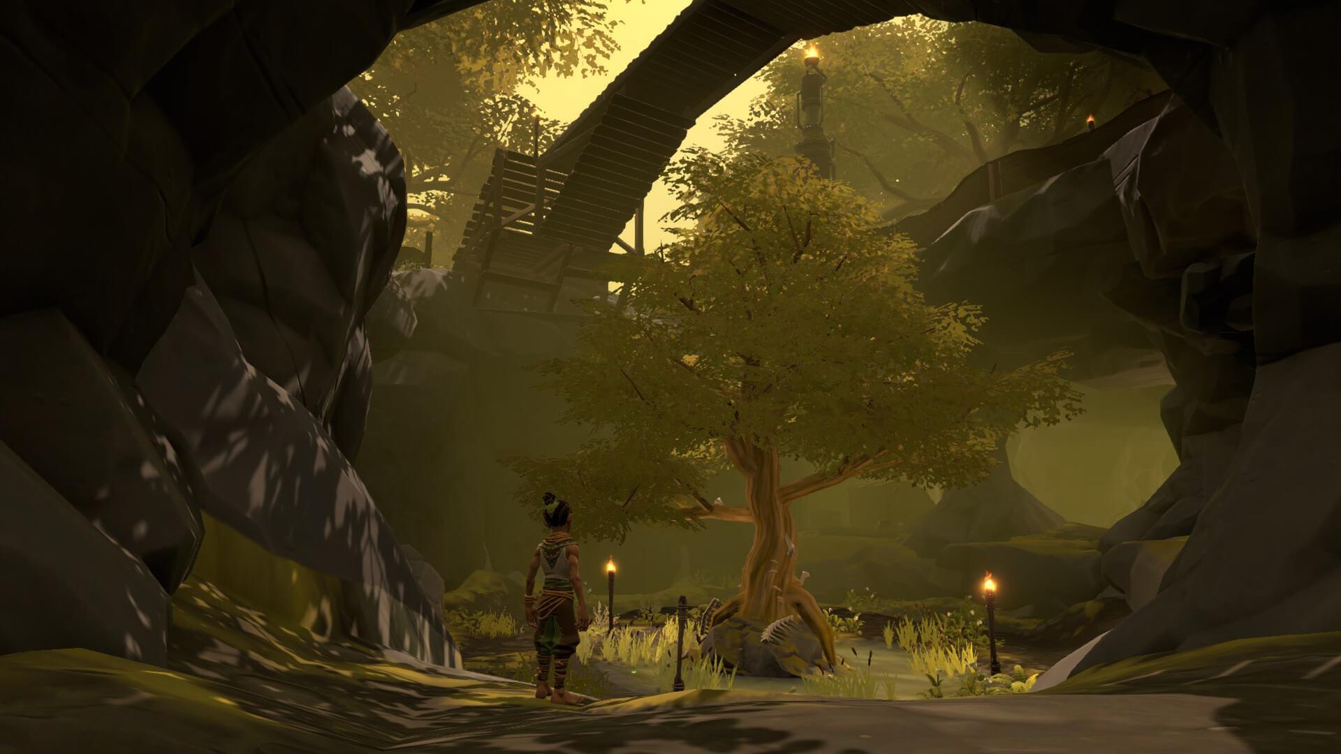5月7日Epic喜加一:動作冒險遊戲《鬆樹》免費領![多圖]