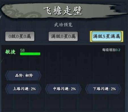 旅行江湖轻功大全 全轻功武功总汇[多图]